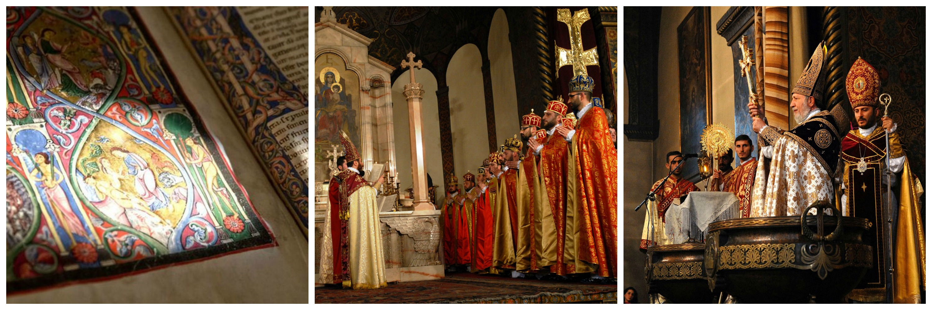 Appearance of the Holy Cross Armenia 4