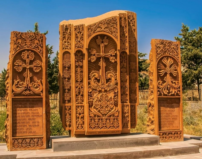 Armenian cross-stones art. Symbolism and Craftsmanship of Khachkars