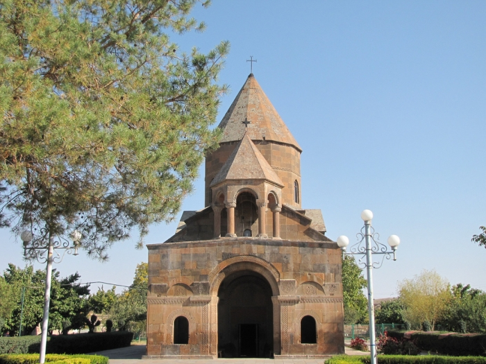 St. Shoghakat Church