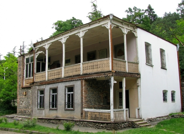 National Museum of Folk Art after V. Sharambeyan(Dilijan)
