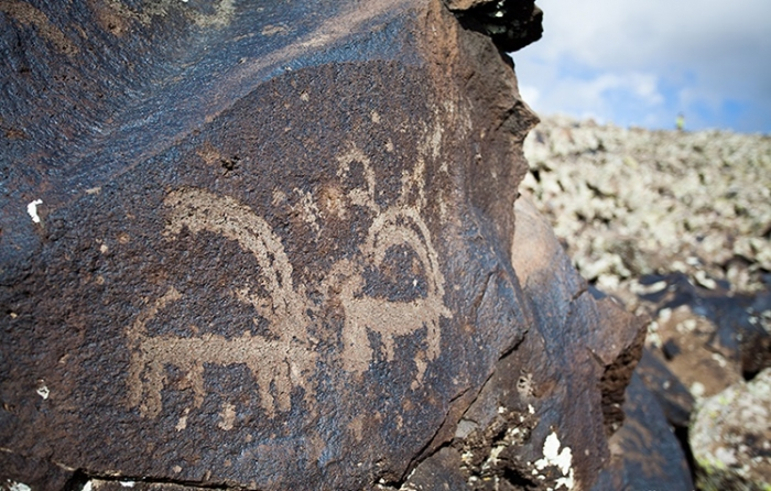 Petroglyphs of Geghama Mountains