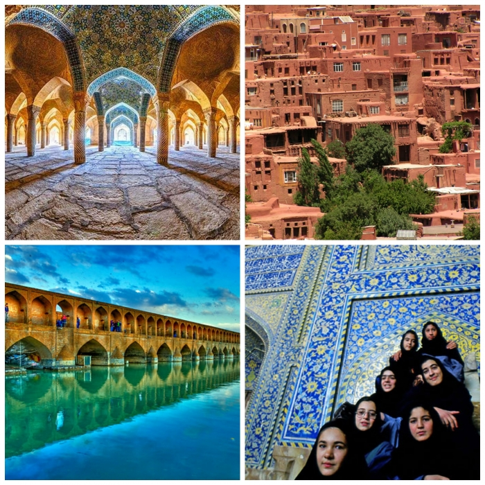 A glance of Persia Tour (8 Days)