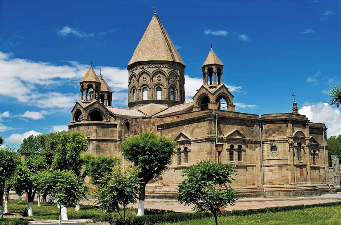 Mother Cathedral of Etchmiadzin